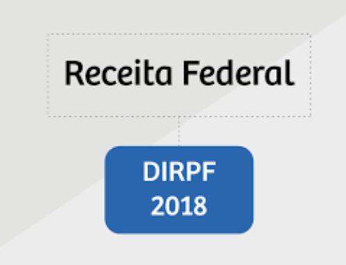 Publicadas as regras sobre a entrega da DIRPF 2018